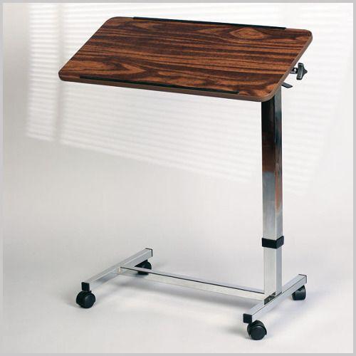 Bett-Tisch schwenkbar mit automatischer Höhenverstellung - Bett ...