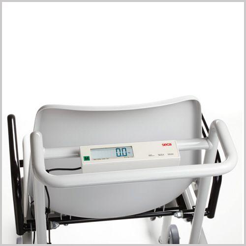 kuchenmobel zum sitzen : Seca 956 - Stuhlwaage zum Wiegen im Sitzen