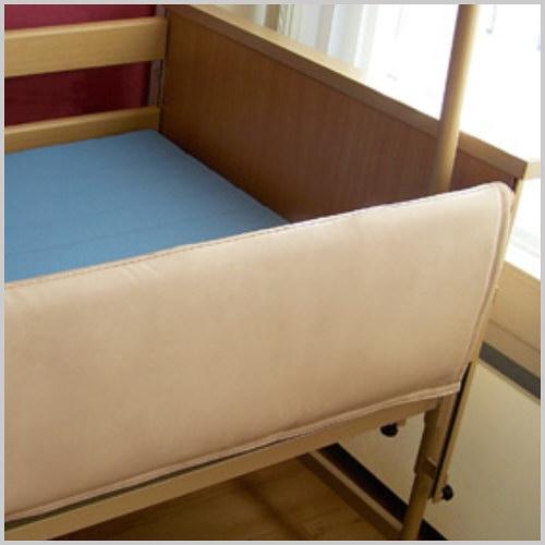 seitengitterpolster f r pflegebetten. Black Bedroom Furniture Sets. Home Design Ideas